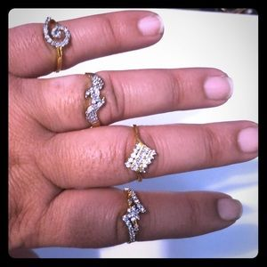 Jewelry - New rings